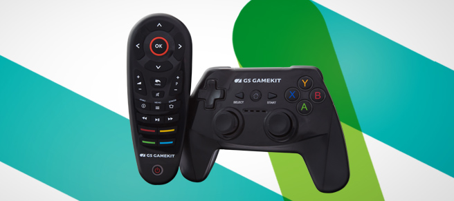 GS Group Game Console GameKit
