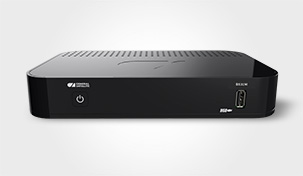 GS Group unveiled its first-ever HD set-top boxes with embedded solid-state drive